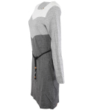 Ragwear Trega Dress Kleid Grey