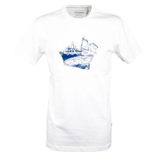Cleptomanicx Tugger T-Shirt Basic White