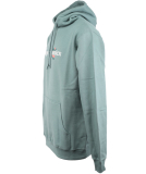 Cleptomanicx Manicxland Hooded Pullover North Atlantic