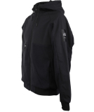 Cleptomanicx Ally Polarzip Winter H. Jacket Black schwarz