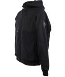 Cleptomanicx Ally Polarzip Winter H. Jacket Black schwarz M