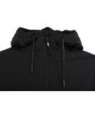 Cleptomanicx Ally Polarzip Winter H. Jacket Black schwarz XL