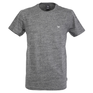 Iriedaily Chamisso T-Shirt Anthra Melange S
