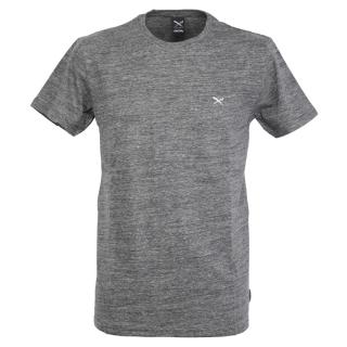 Iriedaily Chamisso T-Shirt Anthra Melange L