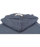 Noorlys Cova Hooded Uni Pullover Marine Striped S
