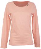 Ragwear Florah Long Organic Langarmshirt Peach L