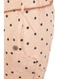 Ragwear Tag Dots Kleid Beige M