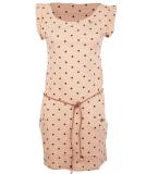 Ragwear Tag Dots Kleid Beige XL