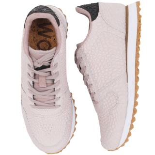 Woden Ydun Croco II Sneaker Damen Schuh Bark 39