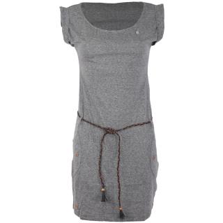 Ragwear Tag Kleid Dark Grey XL