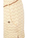 Ragwear Tag Chevron Kleid Yellow XL