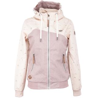 Ragwear Nuggie B Jacke Damen Übergangsjacke Light Pink