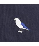 Cleptomanicx Embro Gull Crewneck Pullover Dark Navy XL