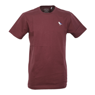 Cleptomanicx Embro Gull T-Shirt Port Royale L