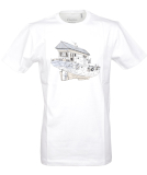 Cleptomanicx Dreamhome T-Shirt White