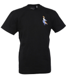 Cleptomanicx Bremen Gulls T-Shirt Black M