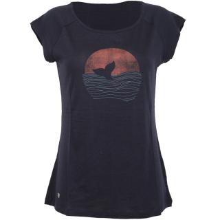 Ragwear Sea Breeze Organic T-Shirt Navy
