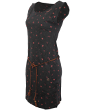 Ragwear Tag B Organic Kleid Black
