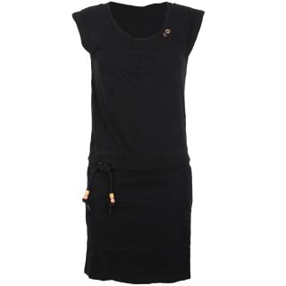 Ragwear Tag B Organic Kleid Black XL