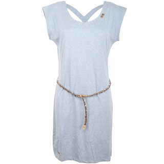 Ragwear Sofia Dress Kleid Dusty Blue M