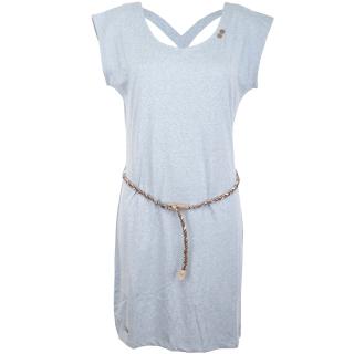 Ragwear Sofia Dress Kleid Dusty Blue XL