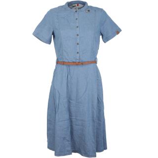 Ragwear Aluna Kleid Indigo XL