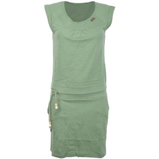 Ragwear Penelope Kleid Green S