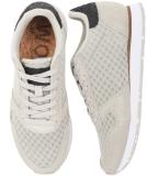 Woden Ydun Suede Mesh II Sneaker Damen Schuh Pelican 37