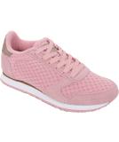 Woden Ydun Suede Mesh II Sneaker Damen Schuh Soft Pink 37