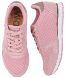 Woden Ydun Suede Mesh II Sneaker Damen Schuh Soft Pink 39