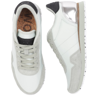 Woden Nora III Sneaker Damen Schuhe Desert Sage