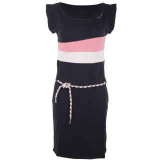 Ragwear Taraya Organic Kleid Navy