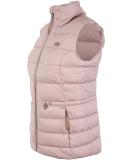 Ragwear Callis Weste Damen Old Pink