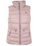 Ragwear Callis Weste Damen Old Pink XL
