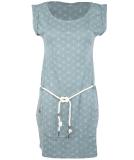 Ragwear Tag Marina Kleid Arctic Blue