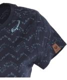 Ragwear Mint B Organic T-Shirt Navy