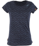 Ragwear Mint B Organic T-Shirt Navy S