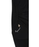 Ragwear Abbie Sweatjacke Damen Zipper Black S