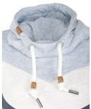 Ragwear Trega Sweatshirt Hoody Pullover Blue