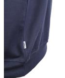 Cleptomanicx Doust Hooded Pullover Dark Navy S