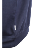 Cleptomanicx Doust Hooded Pullover Dark Navy M