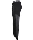 Noorlys Mack Pant Uni Jogginghose Black Anthracite S
