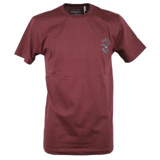 Cleptomanicx Games T-Shirt Decadent Chocolate M
