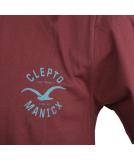 Cleptomanicx Games T-Shirt Decadent Chocolate L