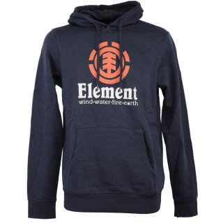 Element Vertical Hood Pullover Eclipse Navy M