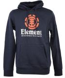 Element Vertical Hood Pullover Eclipse Navy XL