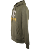 Element Vertical Hood Pullover Army