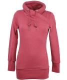 Ragwear Neska Damen Sweatshirt Raspberry
