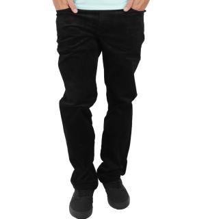 Volcom Vorta 5 Pocket Cord Hose Black schwarz W34