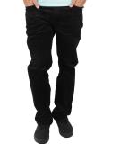 Volcom Vorta 5 Pocket Cord Hose Black schwarz W36